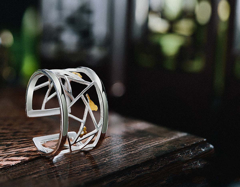 Bird Kirigami Ring - Lotus Fun