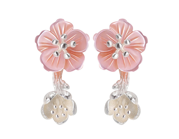 Begonia Earring - Lotus Fun