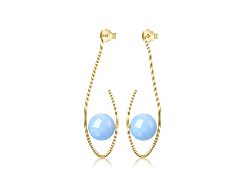 Bright Eyes Dangle Earring