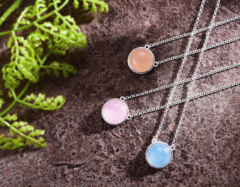 Candy Gemstones Necklace