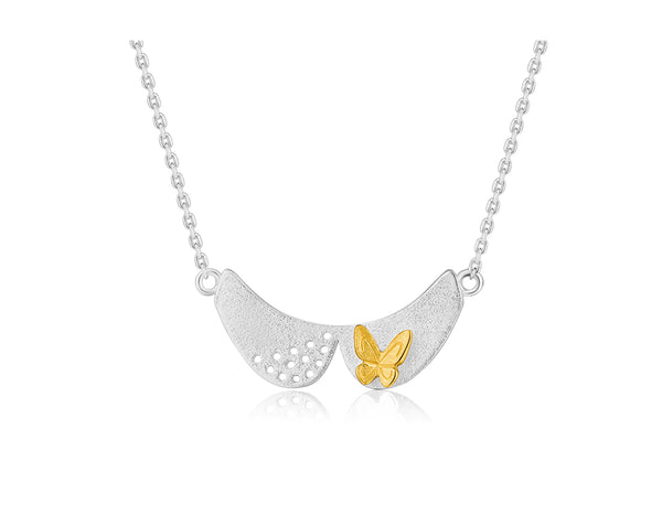 Butterfly Collar Necklace