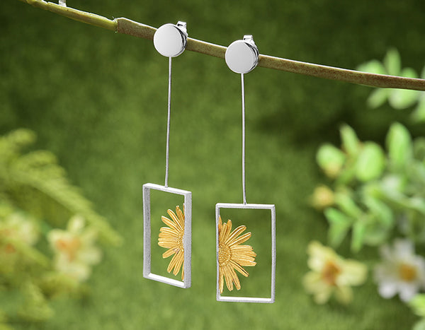 Daisy in the Sun Earring