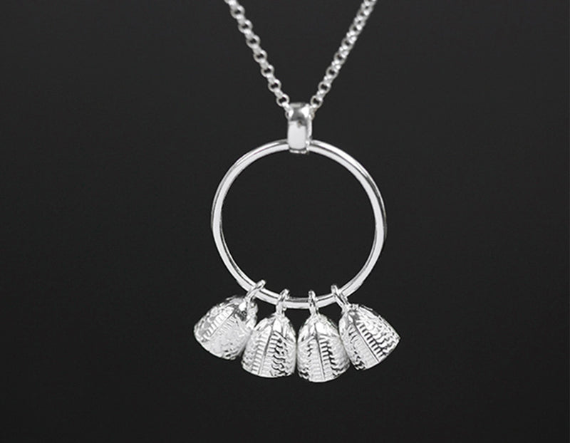 Fish Bells Pendant