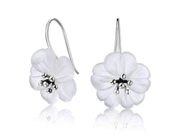 Flower in the Rain Earring - Lotus Fun