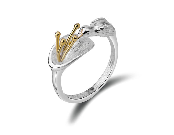 Hummingbird Ring - Lotus Fun