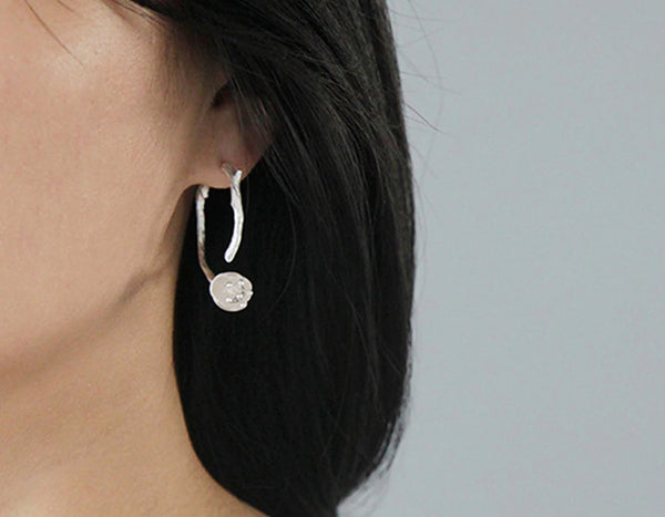 Lily of the Valley II Earring - Lotus Fun