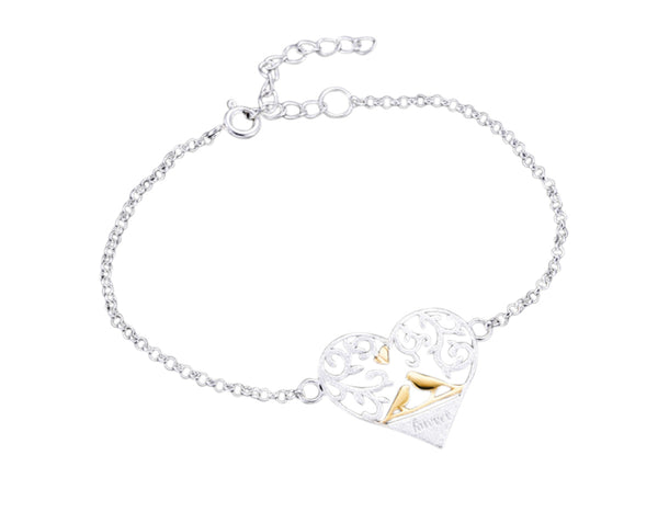 Love Birds Bracelet - Lotus Fun
