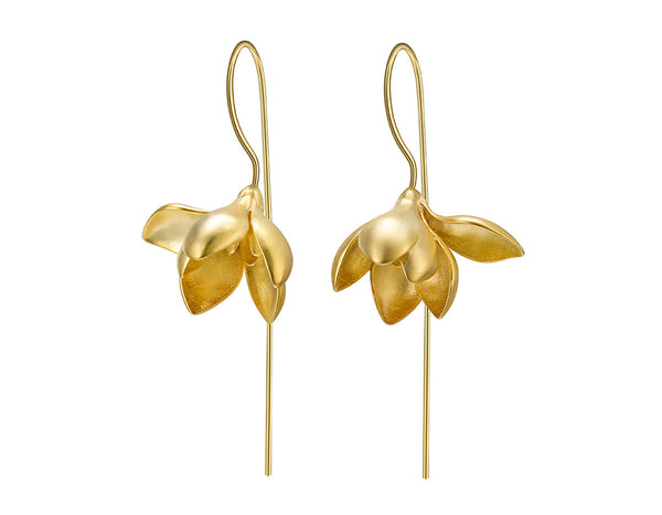 Magnolia Earring - Lotus Fun