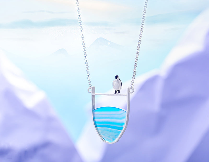 Lovely Penguin Necklace