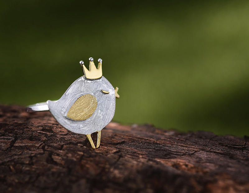 Princess Bird Ring