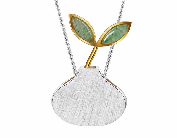 Spring in the Air Pendant - Lotus Fun