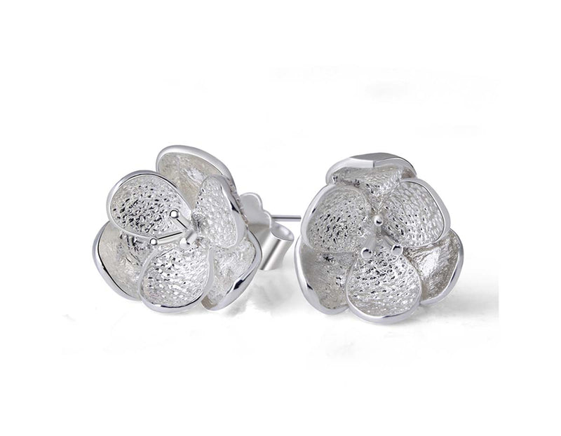 Vintage Flower Stud - Lotus Fun