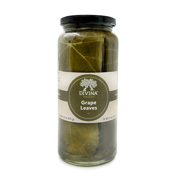 Divina Grape Leaves, 8 oz. (Case of 6)