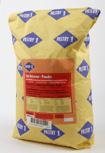 Instant Pastry Cream - Hot Belcreme Powder - 1 bag - 33 lb