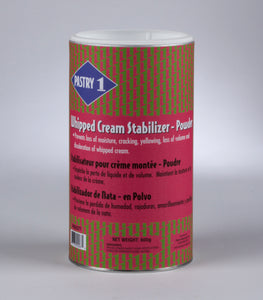 Pastry 1 Whip Cream Stabilizer, 18 oz.