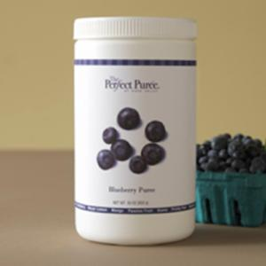 Perfect Puree Blueberry Puree - 30 Ounces
