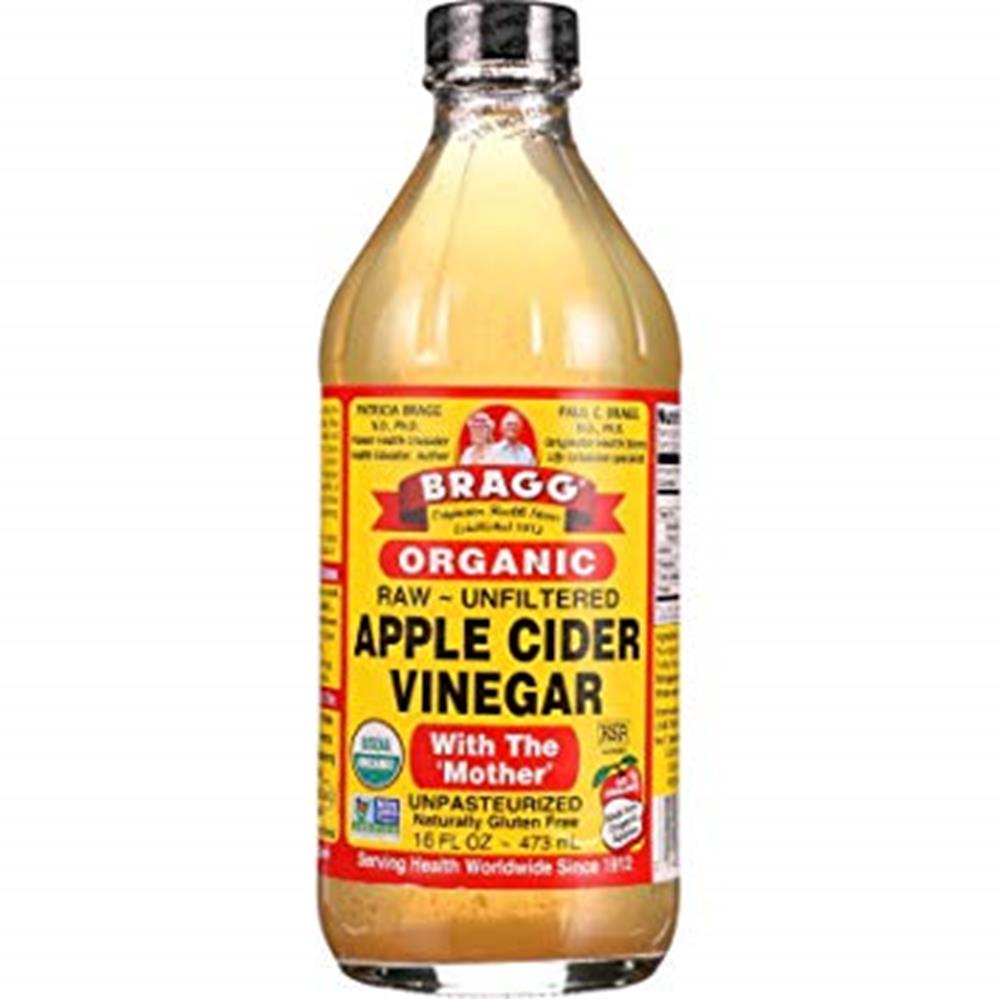 Braggs Organic Apple Cider Vinegar, 16 oz. (Case of 12)