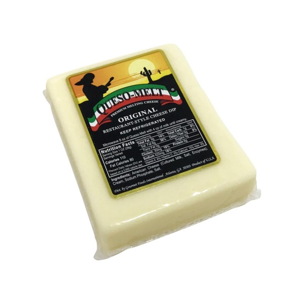 Queso-Melt Queso-Melt Cheese, 8 Oz (Pack of 5)