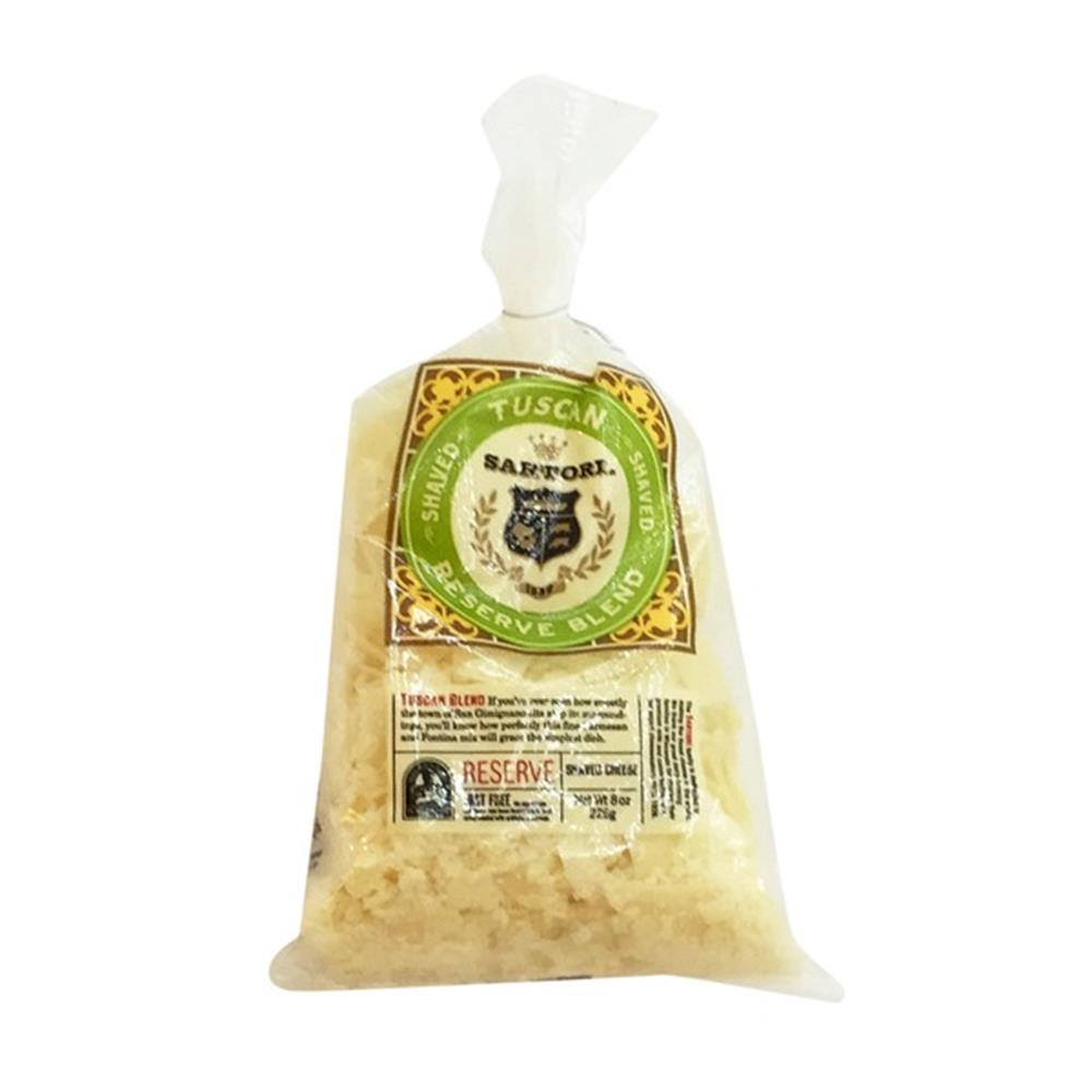 Sartori Tuscan Cheese Blend, 8 Oz (Pack of 3)