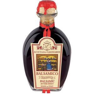 Acetaia Leonardi 3 Year Balsamic Vinegar, 8.45 oz.