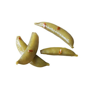Divina Pickled Snap Peas, 3 lb