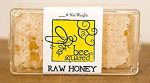 Bee Squared Honeycomb, 4.5 oz. Avg