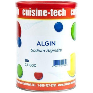 Cuisine Tech Sodium Alginate, 1 Pound