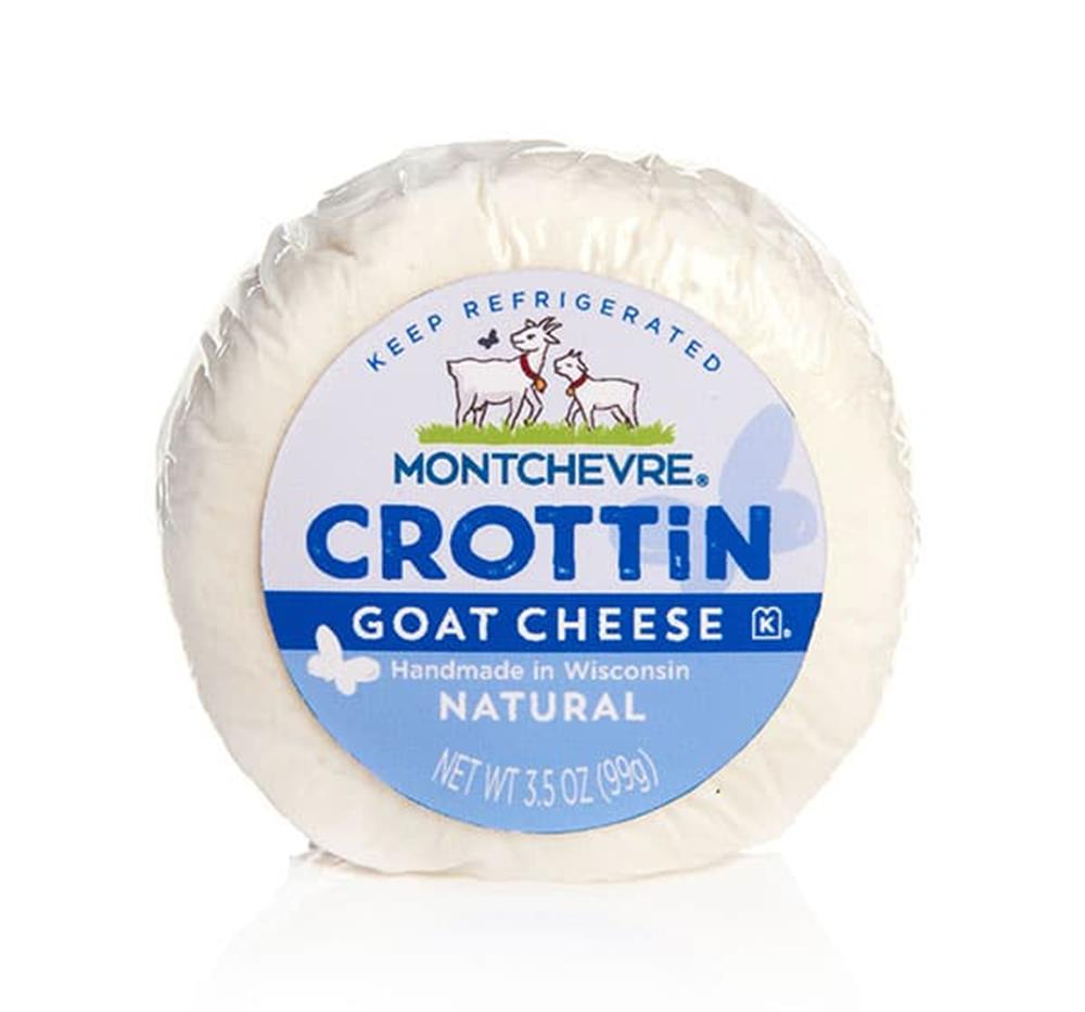 Montchevre Crottin, 3.5 Oz (Pack of 3)