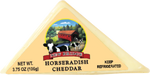 New Bridge Mini Horseradish Cheese, 3.75 Oz (Pack of 4)