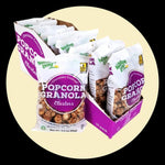 Nutritious Living Popcorn Granola, Chocolate Coconut, 3.5 oz (Case of 10)
