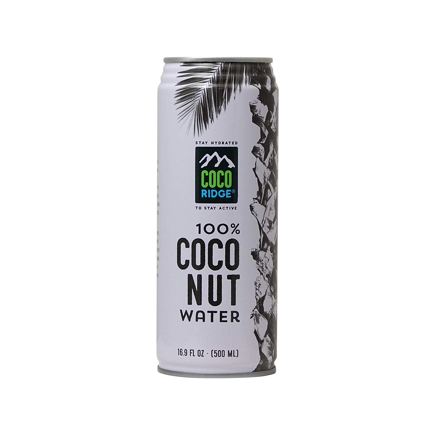 CocoRidge Coconut Water, 16.9 oz. (Case of 12)