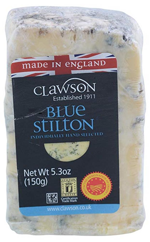 Long Clawson Stilton, 5.3 Oz (Pack of 4)