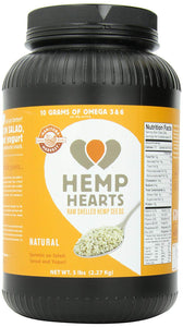 Manitoba Harvest Shelled Hemp Hearts, 5 lb