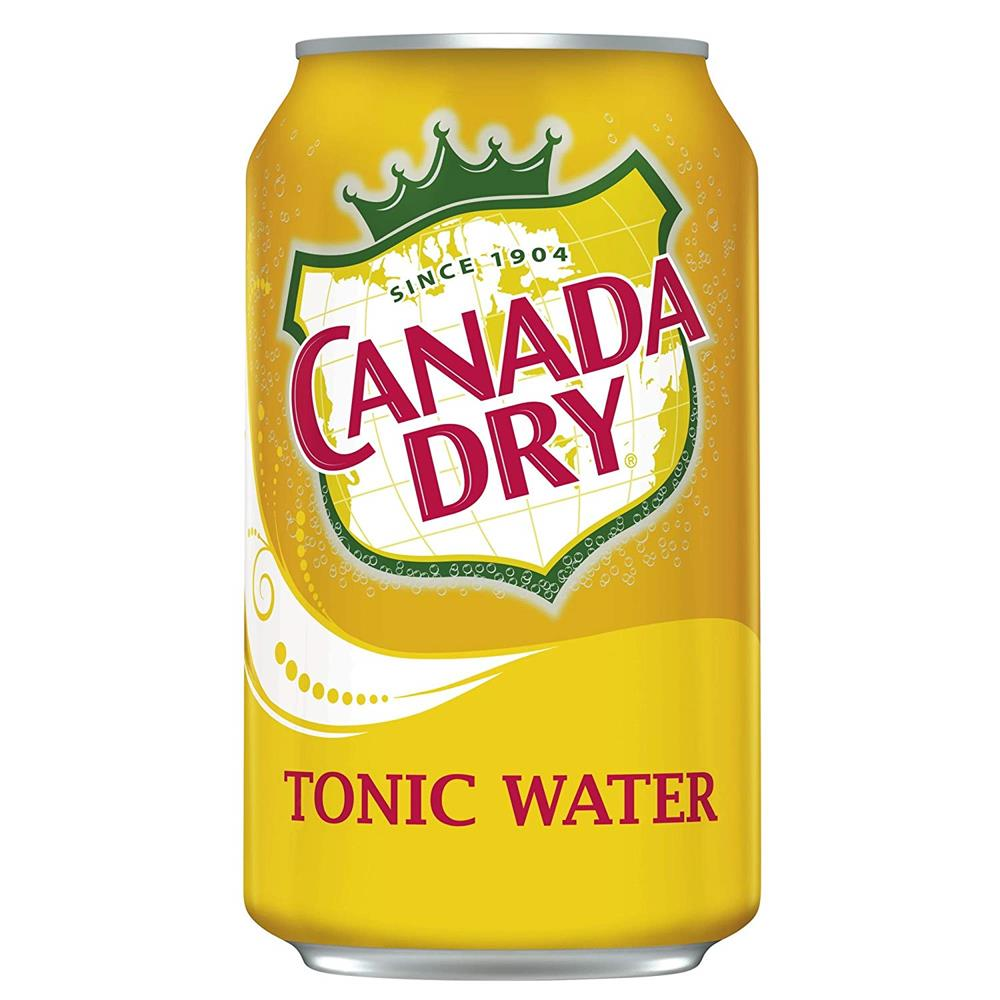 Canada Dry Tonic Water, 24/12 Oz