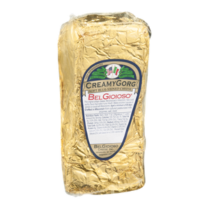 Belgioioso Creamy Gorgonzola Wedges, 8 Oz (Pack of 3)