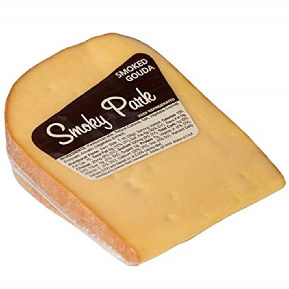 Smoky Park Smoked Gouda, 8 Oz (Pack of 3)