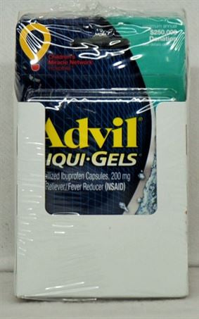 Advil Liqui-Gels, 6 Count