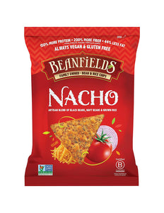 Beanfields Nacho Chips, 1.5 oz. (Case of 24)
