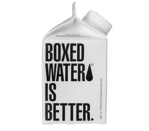 Boxed Water Is Better - 250ml (Case of 24)