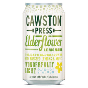 Cawston Press, Elderflower Lemonade, 11.15 Oz (Case of 24)