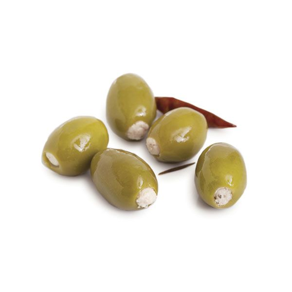Divina Feta Stuffed Olives, 7.7 oz. (Case of 6)