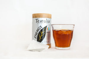 Teatulia Energy Black* Tea, 6/30 ct
