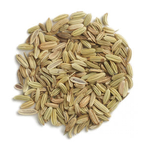 Frontier Organic Whole Fennel Seed, 1 lb