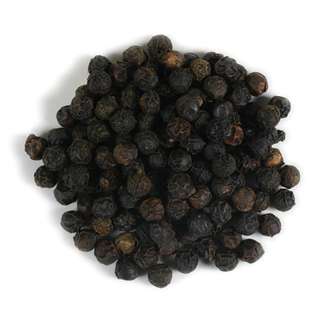 Frontier Organic Whole Tellicherry Black Peppercorns, 1 lb