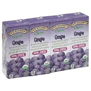 Knudsen Grape Juice Boxes, 6.75 oz (28 ea)