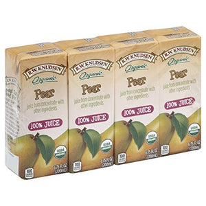 Knudsen Pear Juice Boxes, 6.75 oz (28 ea)