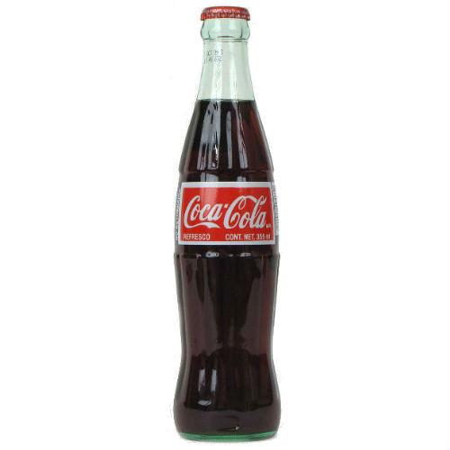 Mexican Coke, 12 oz. (Case of 24)