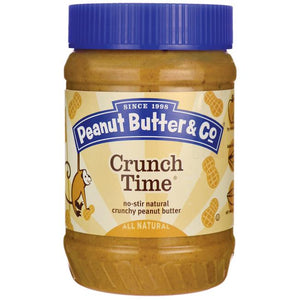 Peanut Butter & Co. Crunch Time, 16 oz.