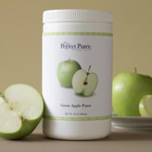 Perfect Puree Green Apple Puree - 30 Ounces