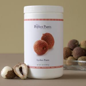 Perfect Puree Lychee Puree - 30 Ounces